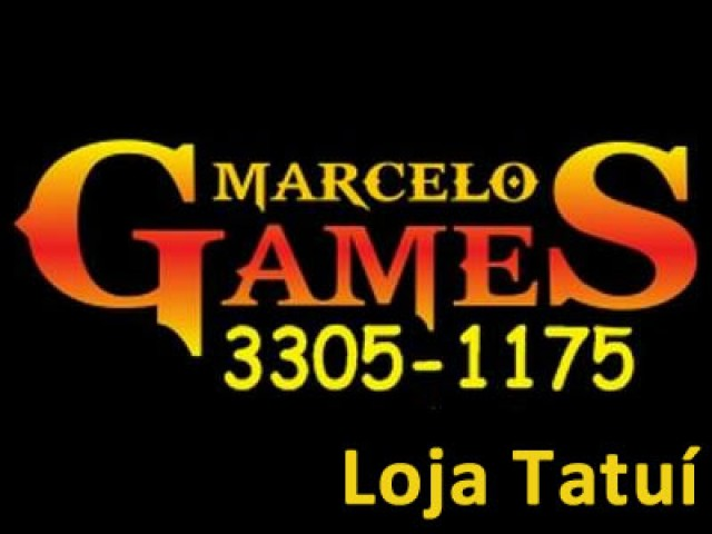 MARCELO GAMES – Tatuí